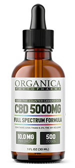 strongest cbd oil