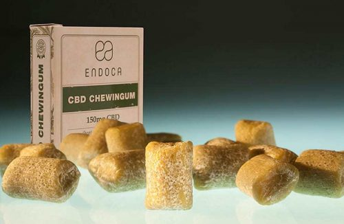 cbd chewing gum for sale