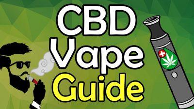 how to use CBD vape kit