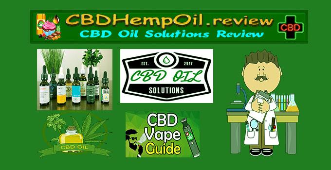 CBD Oil Solutions