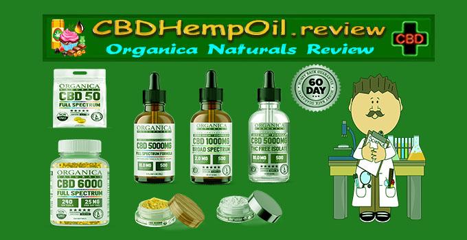 organica cbd review