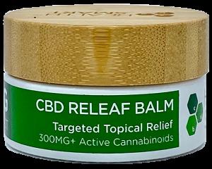 hemp pain relief balm